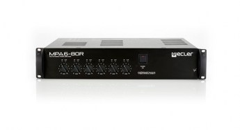 Ecler-MPA6-80R-profesional-multichannel-power-amplifier-front