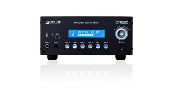 Ecler-CA200z-mixing-amplifier-lr