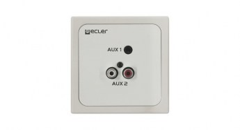 Ecler-WPmCNXJRCA-Analog-Control-Panel-lr