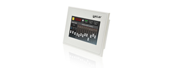 Ecler WPm Screen remote touch screen control panel lr