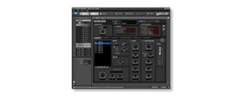 Ecler ecler net audio control software user panel