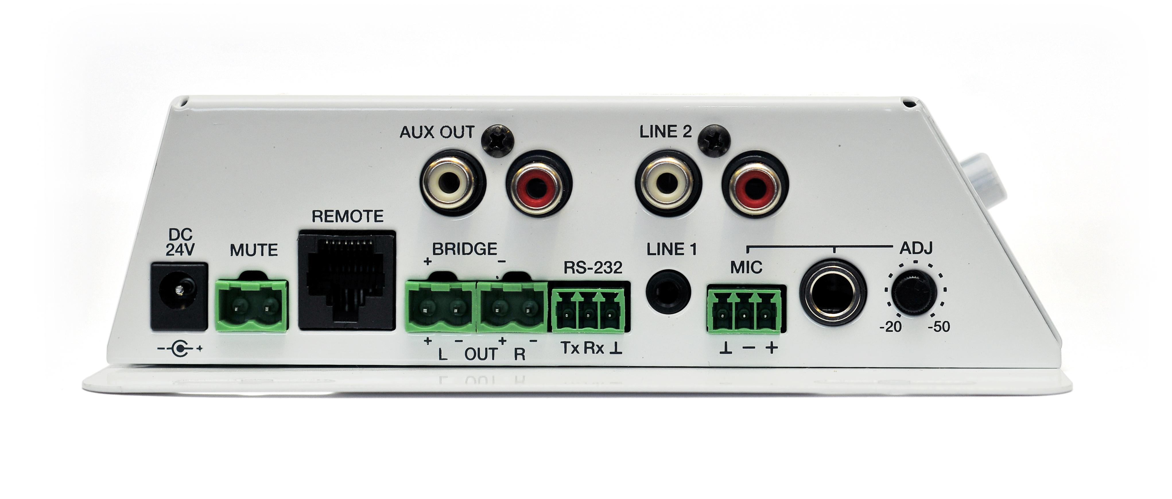 Ecler Ca40 Av Integration Micro Amplifier