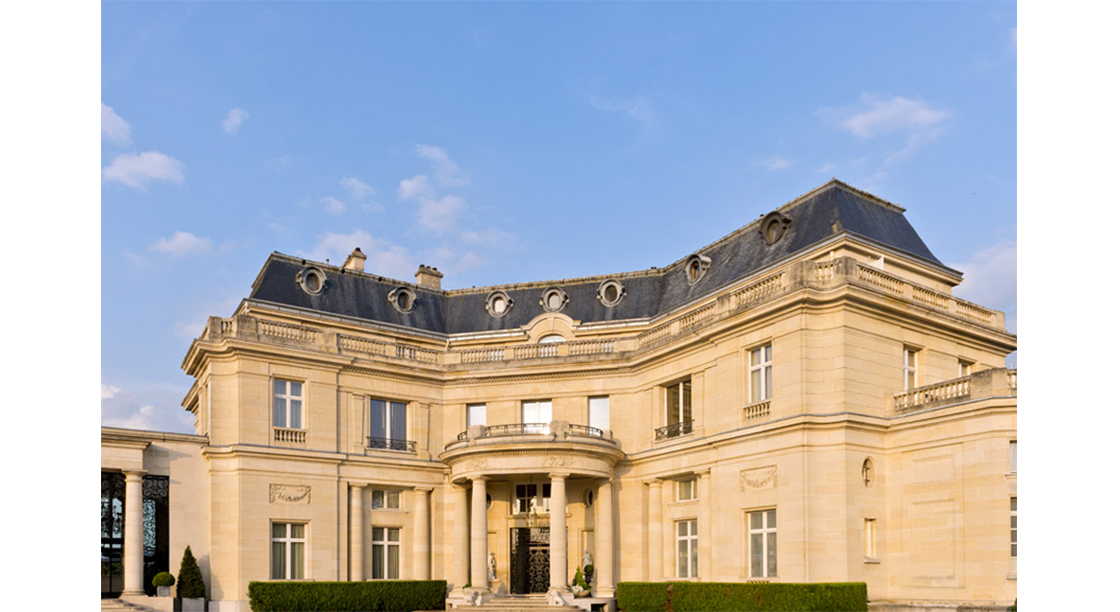 chateau hotel mont royal chantilly ecler