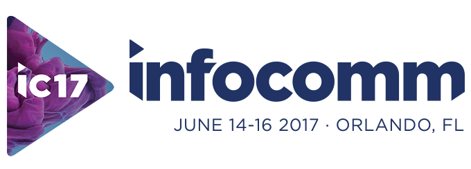 InfoComm 2017 Logo TRIANGLE