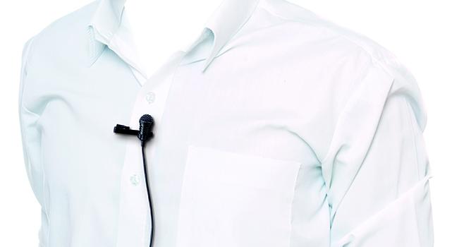 ECLER ESSENTIALS eMLV1 Lavalier Condenser Microphone 49b96a34f8