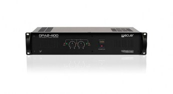 Ecler-GPA2-400-profesional-power-amplifier-front