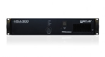 Ecler-HSA-300-100V-profesional-power-amplifier-front-lr