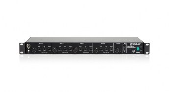 Ecler-sam-412t-rack-mount-multi-zone-mixer-front-lr4