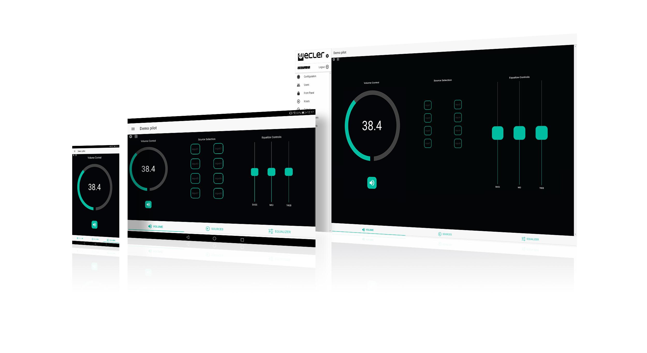 eMIMO pilot Software App