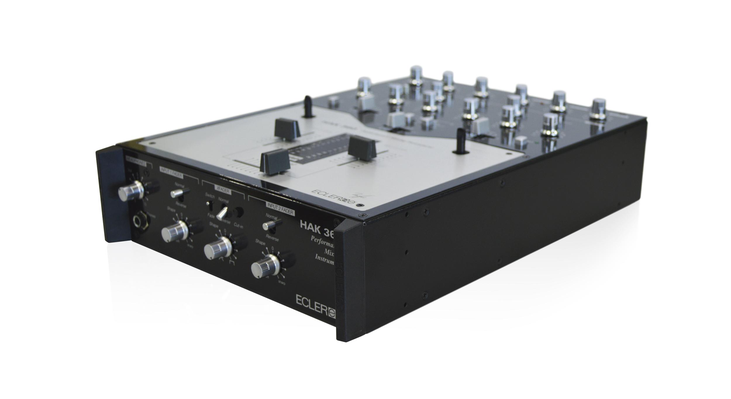 ecler hak 360 professional dj mixer ecler hak360 mechanical diagram